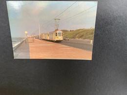Oostende - Mariakerke - Zee - Plage - Tram - Buurtspoorwegen - Oostende