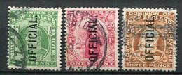 Neuseeland Dienst Nr.14/6                 O  Used                   (069) - Officials