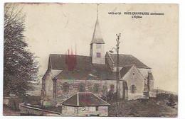 08 - VAUX-CHAMPAGNE - L'Eglise - CPA - Unclassified