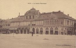 Nice  -  Le Casino Municipal  -  CPA - Autres