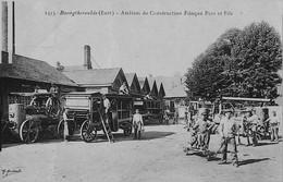 Bourgtheroulde - Ateliers De Construction FILOQUE Père Et Fils- Machines Agricoles- BEAU PLAN - Other Municipalities