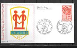 1972 - 8 - 409 - Donneurs De Sang - Storia Postale