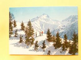 V11-A-38-isere-paysage Des Alpes En Hiver--animee-obli...grenoble - Sin Clasificación