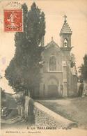 15* MAILLARGUES  Eglise      MA100,0059 - Non Classificati