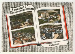 10 - Estissac - Souvenir - Multivues - Autres Communes