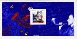 France - Bloc Souvenir N° 165 - Contenant 1 Feuillet - Centenaire De La Naissance De Boris Vian - Neuf ** - Foglietti Commemorativi