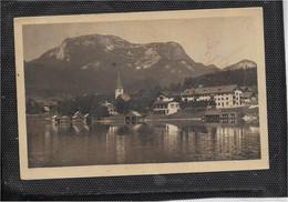 AK 0758  Alt Aussee - Verlag Brandt Um 1908 - Ausserland