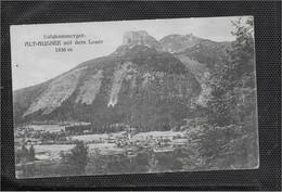 AK 0758  Alt Aussee Mit Loser - Verlag Brandt Um 1907 - Ausserland