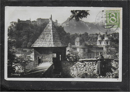 AK 0758  Salzburg Vom Kapuzinerberg - Verlag Cosy Um 1929 - Salzburg Stadt