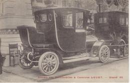 Societe Des Automobiles & Camions LOUET  -  Stand 50 Exposition De L'Automobile Paris  - CPA - Turismo