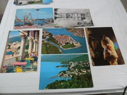 17 Cartoline  JUGOSLAVIA  DIVERSE - Jugoslavia