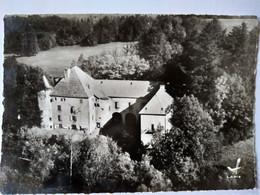 MANTEYER (05) - En Avion Au-dessus De...le Château - Ed  Lapie CPSM 10x15 - BE - Otros Municipios