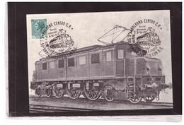 TEM14007  -   BOLOGNA  3.12.1977   /   50° ANNIVERSARIO ESERCIZIO CON D.C. - 4° MOSTRA FILATELICA D.L.F. FILTER - Trains