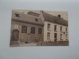 """ANTWERPEN: Godshuis """"De Vergnies"""" - Bontemantelstraat 13 - Antwerpen"""