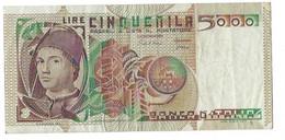 REPUBBLICA ITALIANA - 5000 LIRE ANTONELLO DA MESSINA-  SPLENDIDA - DECR. 02/03/1979 - CIAMPI - STEVANI  - TA 133907 O - 5000 Liras