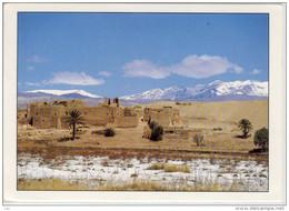 MAROC - Oued El Mellah. Haut Atlas,  Grand Format  ARCHÉOLOGIE ARCHEOLOGY - Agadir