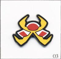 Pin's BD / Cartoon - Pokémon / Motostoke. Estampillé Pokemon Official Pin ©️ 2020 C20. Epoxy. T816-03 - Comics