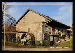 74  ALBENS  -  Moulin  De  Crosagny - Other Municipalities