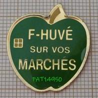 POMME VERTE F HUVE Sur Vos MARCHES FRUITS & LEGUMES PRIMEUR - Alimentation