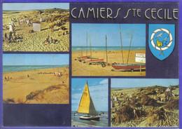 Carte Postale 62.  Camiers   Ste-Cécile  Très Beau Plan - Altri Comuni