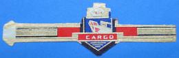 1 BAGUE DE CIGARE CARGO - Anelli Da Sigari