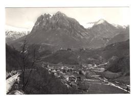 "13035 "" VISSO (DINTORNI)-USSITA-IL MONTE BOVE M. 2113 "" PANORAMA-VERA FOTO-CART. SPED 1966 - Macerata"