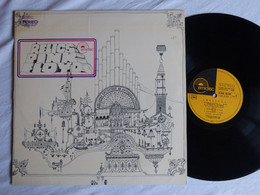 33T PINK FLOYD  - RELICS - EMIDISC 2C048 50740 - 1971 + LANGUETTE - Disco & Pop