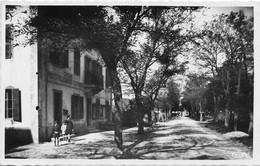 CHENS - La Poste (CPSM Petit Format) - Other Municipalities