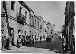 Gonnesa (Carbonia-Iglesias). Corso Matteotti. - Carbonia