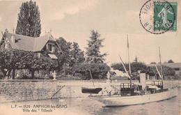 AMPHION LES BAINS - Villa Des Tilleuls - Other Municipalities