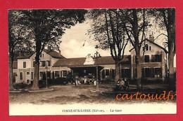 58  COSNE SUR LOIRE - LA GARE - SUPERBE - Cosne Cours Sur Loire