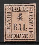 Romagne YT N° 5 Neuf *. Gomme D'origine. Signé. B/TB. A Saisir! - Romagna
