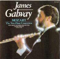 Cd  JAMES GALWAY Mozart  THE TWO FLUTE CONCERTO   :  Etat: Très Très Bon : - Classica