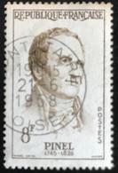 France - République Française - W1/12 - (°)used - 1958 - Michel 1178 - Medici - Pinel - Usati