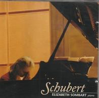 Cd  SCHUBERT  Elisabeth Sombart  Piano     :  Etat: Très Très Bon : - Classica