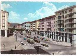 1965 CUNEO 2   PIAZZA EUROPA FILOBUS - Cuneo