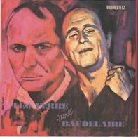 Cd  LEO FERRE  Chante BAUDELAIRE    :  Etat: Très Très Bon : - Andere - Franstalig