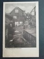 Danmark - Postcard - - Gammel Gadeparti, Thorshavn - Circulated 1926 - Danimarca