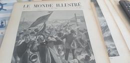 M I 05/VARSOVIE/GUERRE RUSSIE JAPON/ALFRED ROLL/VICTOR HUGO ROME/MAROC TANGER/LIMOGES GREVE/RABIER/COURSE ALGER TOULON - 1900 - 1949