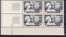 10 Blocs Coin Daté Différentes Année Algérie : Ex Colonies  Timbres Neufs **  ( Plusieurs Lots ) - Nuovi
