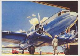 'Ready To Go'   -  CP  Art - 1946-....: Era Moderna