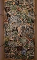 D194 - FRANCE Lot De Timbres Sage Oblitérés, Années 1900, 400 à 500 Tous états, Non Vérifiés, 2 Photos - Zonder Classificatie