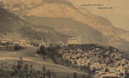 CPA (74)   LA BAUME (alt 800m) - Other Municipalities