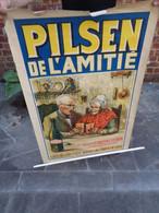 Brasserie De L'Amitié à Fayt-lez-Manage - Posters