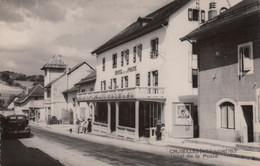 CPA (74) CRUSEILLES Hotel De La Poste - Other Municipalities