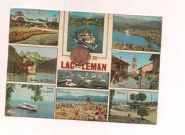 MM721 Francia LAC LEMAN 1972 Viaggiata - Other Municipalities
