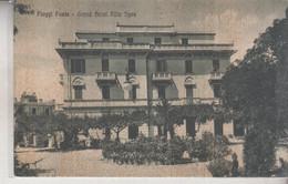FIUGGI FROSINONE GRAND HOTEL VILLA IGEA   NO VG - Frosinone