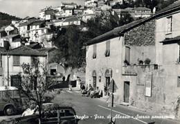 MOGLIO-ALASSIO-SV-SCORCIO PANORAMICO-ORIGINALE 100%-PIEGA LATO DESTRO- - Savona