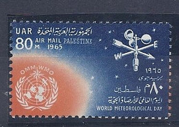 210040113  PALESTINA.  YVERT   OCUP,  EGIPCIA  AEREO  Nº   37  **/MNH - Palestina