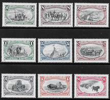 USA 1998 - Re-Issue Of The 1898 Trans-Mississipi Stamps Designs - MNH - Altri